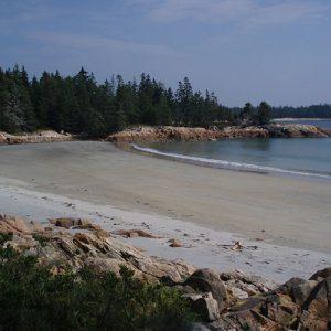 Fine Sand Beach