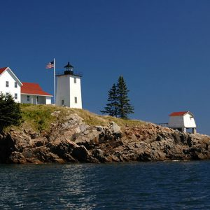 The light station today! <i>Photo Credit: Donna Wiegle</i>
