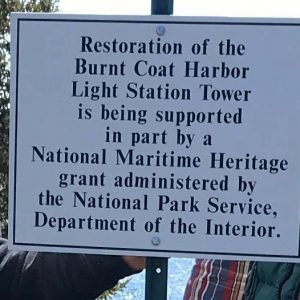 5. A National Park Service grant enabled restoration (EC)