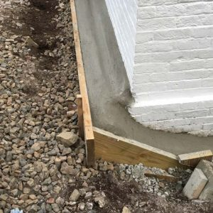 26. Foundation repairs (EC)